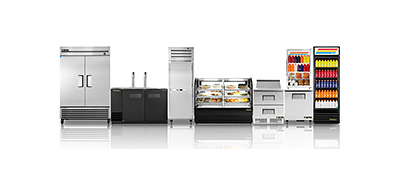 TRUE ® Commercial Refrigerators & Freezers